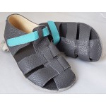 Baby Bare Sandals New - Blue Beetle