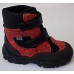 Zimné te-por topánky - spider, vz.3-607