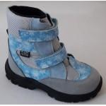 Zimné te-por topánky - frozen, vz.3-607