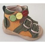 Detské sandálky - safari, vz.496
