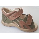 Detské sandálky - safari, vz.587