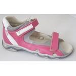 Detské sandálky - ružová, vz.653