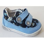 Detská obuv - modrá ryba, vz.634