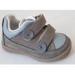 Detská obuv -šedá, vz.634