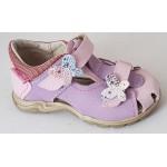 Detské sandálky - motýlik, vz.652