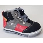 Detská obuv - šedá, vz.551