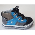 Detská obuv - modrá, vz.551