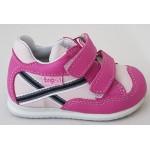 Detská obuv - ružová, vz.633