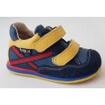 Detská obuv - žltá, vz.633