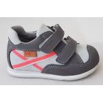 Detská obuv - šedá, vz.633