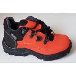 Treková obuv Te-por podšívka - červená, vz.593
