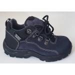 Treková obuv Te-por podšívka - modrá, vz.593