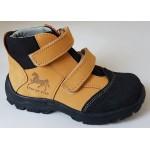 Zimné te-por topánky - prírodná, vz.705
