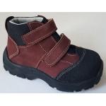 Celoročné topánky - bordová, vz.705