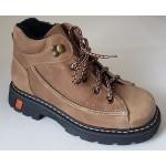 Koženná zimná obuv - shetlend, vz.261