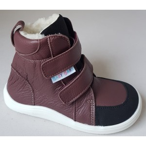 Barefoot obuv Baby Bare Febo Winter