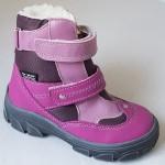 Topánky s te-por podšívkou- fuchsia-fialová, vz.596