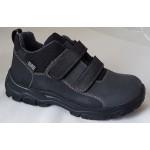 Topánky s Te-por podšívkou - tmavo šedá, vz.600