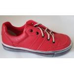 Celoročné topánky - šedo - modrá, vz.637