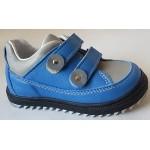 Detská celoročná obuv - modrá, vz.634