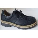 Celoročná obuv - čierna, vz.638
